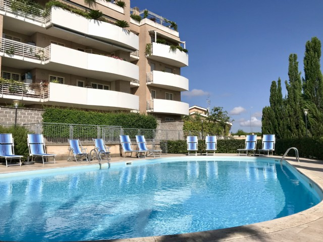 Appartamento vendita ROMA (RM) - 2 LOCALI - 55 MQ